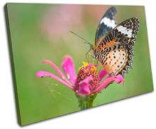 Butterfly Flowers Animals - 13-1561(00B)-SG32-LO
